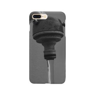 真水 Smartphone cases