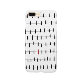 紅一点 Smartphone cases