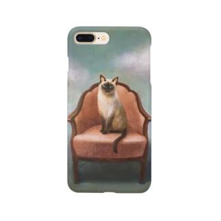 おすまし猫にゃん2 Smartphone cases