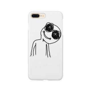 呪い Smartphone cases