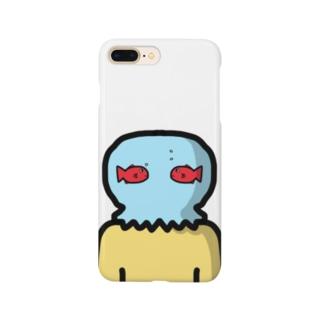 人面魚 Smartphone cases
