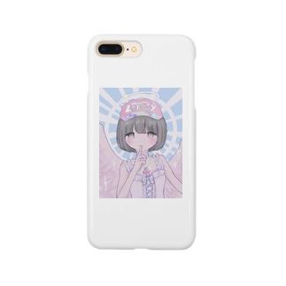 cap tenshi † Smartphone cases