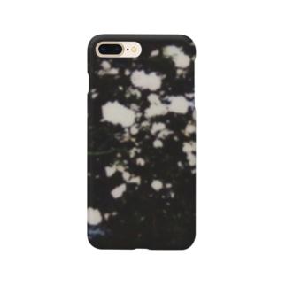 ばらの生け垣 Smartphone cases