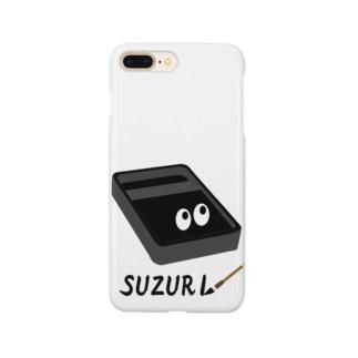 スズリくん Smartphone cases