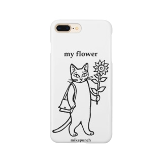 my flower 私のお花 Smartphone cases