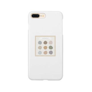 color palette Smartphone cases