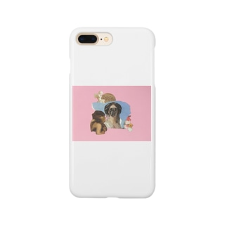Flower curse(花の呪い) Smartphone cases
