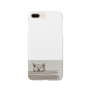 不満ないぬ Smartphone cases