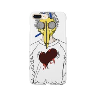 トクメイ社会 Smartphone cases