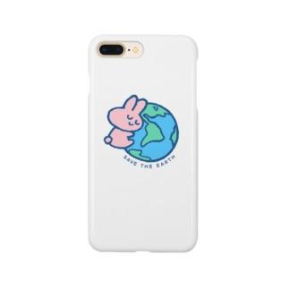 地球をまもる Smartphone cases