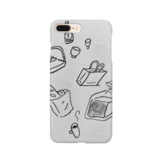 かごしまブラリ Smartphone cases
