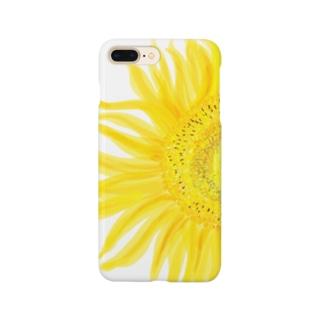 sunflower.power. Smartphone cases