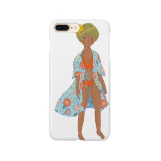 エンドレスサマー フィクション01 Smartphone cases