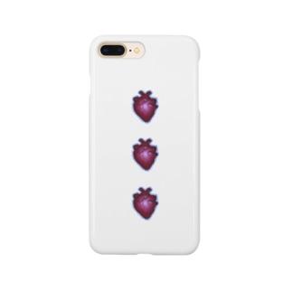 此の店の心臓 Smartphone cases