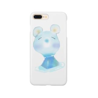 白くま Smartphone cases