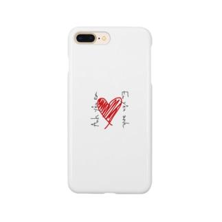 すき Smartphone cases