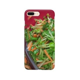 サラダ Smartphone cases