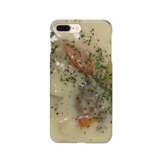クリームシチュー Smartphone cases
