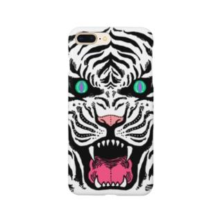 トラーー!! Smartphone cases