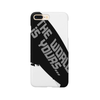 THE WORLD IS YOURS…(飛行船のみvr) Smartphone cases
