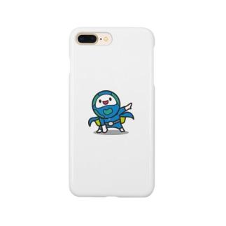 モッチブルーコレクション Smartphone cases