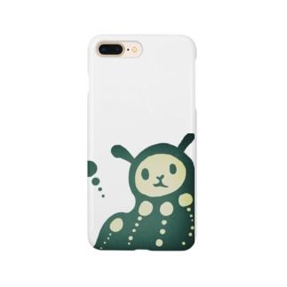 とろりん Smartphone cases
