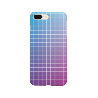 カラーチャート Smartphone cases