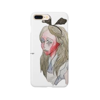 「Alice」 Smartphone cases
