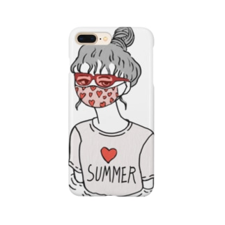 妄想サマーバケーション Smartphone cases