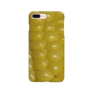 ワクワクコーン Smartphone cases
