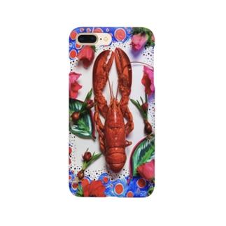 ロブスター&アネモネ Photo  Smartphone cases