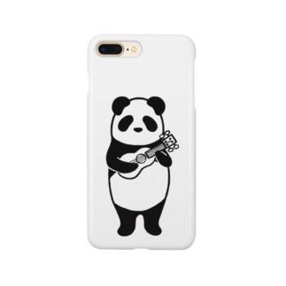 ウクレレパンダ Smartphone cases
