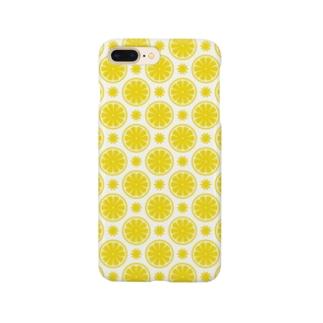 レモンの夏 Smartphone cases