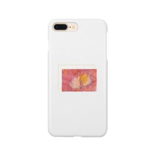 恋と布 Smartphone cases