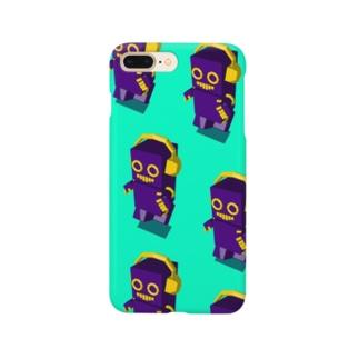 ろぼろ。 Smartphone cases