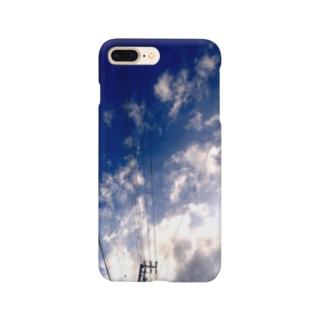 「Transparent」スマホケース Smartphone cases
