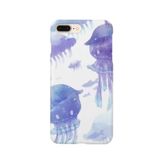 ほしくらげ Smartphone cases