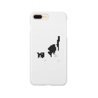 しりぽんねこ 2 Smartphone cases