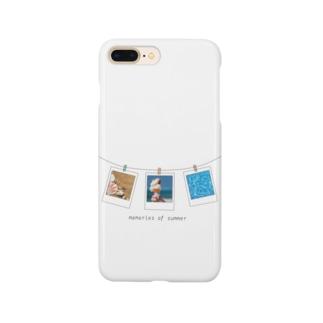 memories of summer Smartphone cases