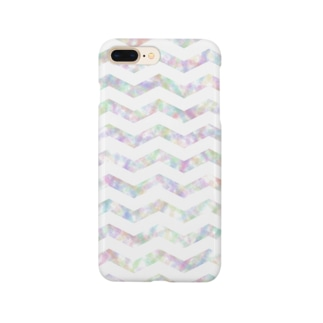 ジグザグ Smartphone cases