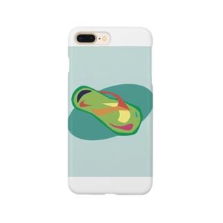 サンダル Smartphone cases