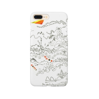 telephone drawing Smartphone cases