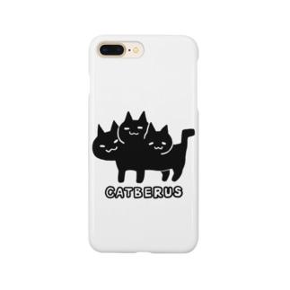 ネコベロスちゃん Smartphone cases