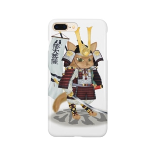 源平戯画 : 源義朝 Smartphone cases