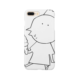 おうさまのとり Smartphone cases