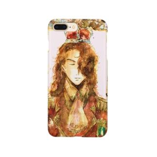 アダム肖像画 Smartphone cases