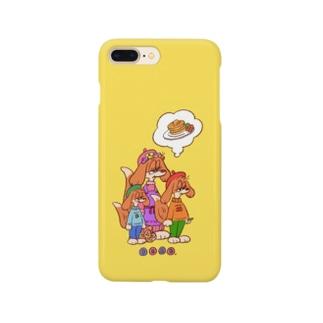朝のパンケーキ🥞 Smartphone Case