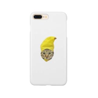 バナナこちょら Smartphone cases