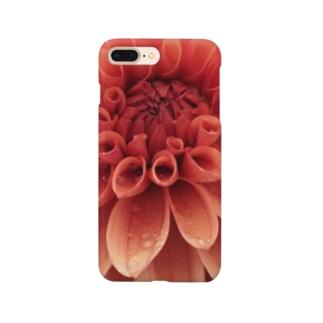 天竺牡丹 Smartphone cases