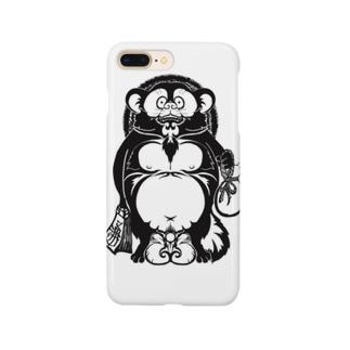 タヌキ Smartphone cases